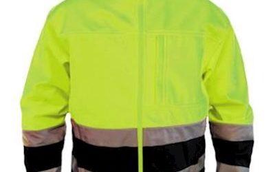 M-Wear 1300 softshell jas