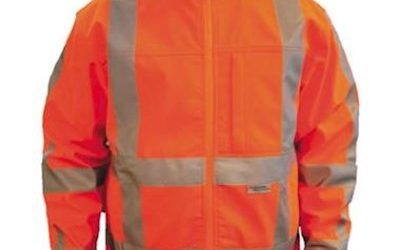 M-Wear 1316 softshell jas RWS