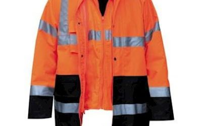 M-Wear 0980 4-in-1 parka