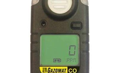 Gazomat CO draagbare gasdetector