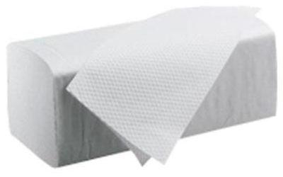 2-laags vouwhanddoek, Z-vouw, 23×25 cm, 3200 vellen