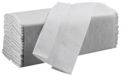 2-laags vouwhanddoek, CZ-vouw, 33×25 cm, 2880 vellen