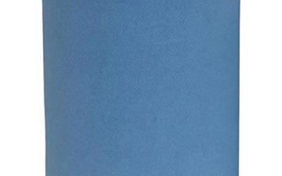 2-laags handdoekrol, blauw