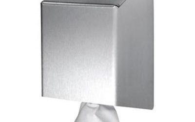 Midibox dispenser RVS